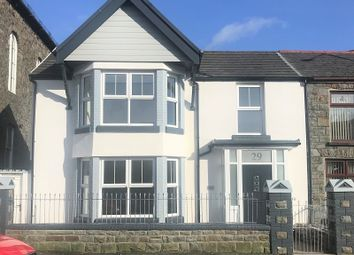 Thumbnail 4 bed end terrace house for sale in High Street, Treorchy, Rhondda Cynon Taff.