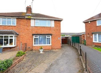 Thumbnail 2 bed semi-detached house for sale in The Osiers, Braunstone, Leicester