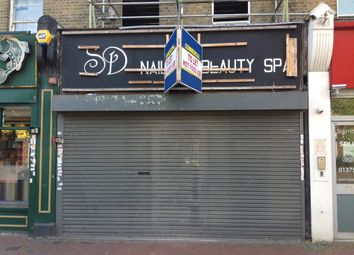 Thumbnail Land to rent in High Street, Grays