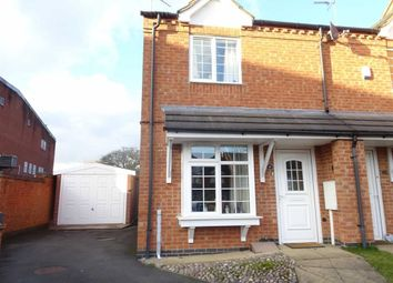 Thumbnail 2 bed town house for sale in The Square, Earl Shilton, Leicester
