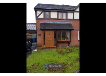 Thumbnail 3 bedroom semi-detached house to rent in Firfield Close, Kirkham, Preston