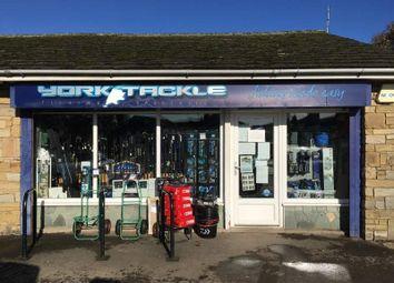 Thumbnail Retail premises for sale in 31 Yarburgh Way, York