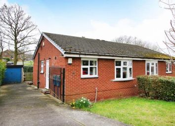 Thumbnail 2 bedroom bungalow for sale in Foxcroft Drive, Killamarsh, Sheffield, Derbyshire
