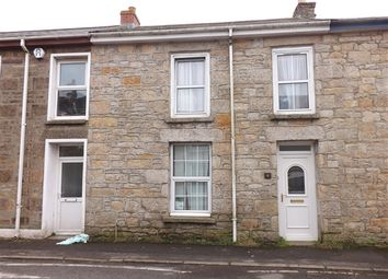 Thumbnail 3 bed terraced house for sale in Carnarthen Street, Camborne