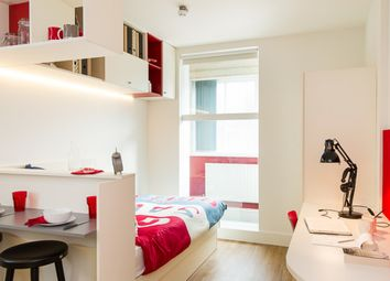 Thumbnail 1 bedroom flat for sale in Sky Building Student Property, Brunswick Street, Stoke-On-Trent