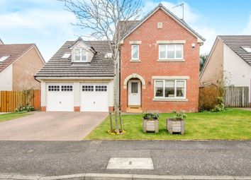 Thumbnail 4 bedroom detached house for sale in Deaconsgait Way, Thornliebank, Glasgow