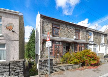 Thumbnail 4 bed terraced house for sale in Ogwy Street Nantymoel, Bridgend