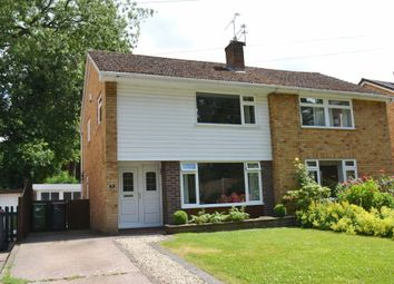 Thumbnail 3 bed semi-detached house to rent in Greenvale, Church Aston, Newport