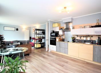 Thumbnail 1 bed flat for sale in Greenroof Way, Greenwich