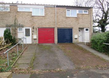 Thumbnail 3 bed terraced house for sale in Little Park, Quinton, Birmingham