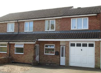 Thumbnail 3 bed semi-detached house to rent in Catherines Close, Potton, Bedfordshire