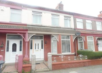Thumbnail 4 bed terraced house for sale in Roxburgh Avenue, Tranmere, Birkenhead