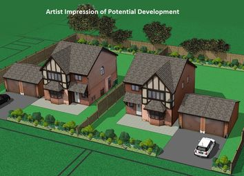 Thumbnail Land for sale in Harcourt Road, Fareham, Hampshire
