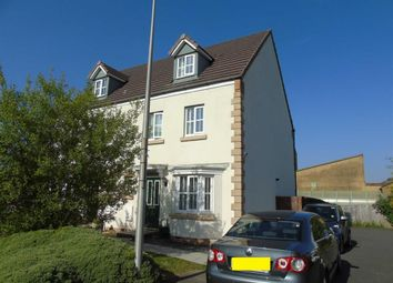 Thumbnail 4 bed semi-detached house for sale in Bryntirion, Llanelli