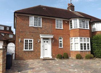 Fairview Way, Edgware HA8. 4 bed semi-detached house for sale