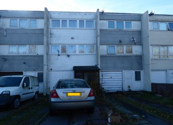 Thumbnail 3 bed terraced house for sale in Langland Road, Netherfield, Milton Keynes