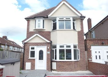 Thumbnail 3 bed detached house for sale in Shelley Cres, Hounslow, Middlesex