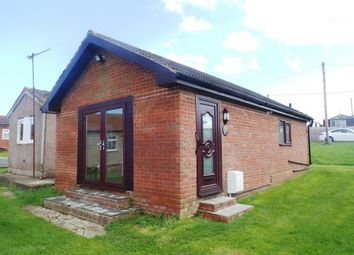 Thumbnail 2 bed bungalow for sale in Saddlebrook Park, Warden Bay Road, Warden Bay, Sheerness