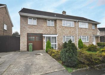 Thumbnail 5 bed semi-detached house for sale in Berryfield Glade, Churchdown, Gloucester