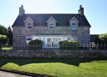 Thumbnail 4 bed detached house for sale in Station Road, Golspie