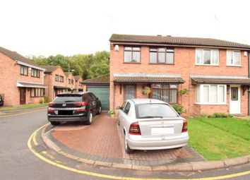Thumbnail 3 bed semi-detached house for sale in Blackshaw Drive, Walsgrave On Sowe, Coventry