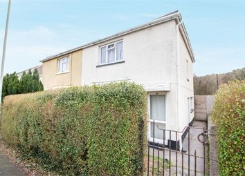 Thumbnail 3 bed semi-detached house for sale in Trenant, Hirwaun, Aberdare, Mid Glamorgan