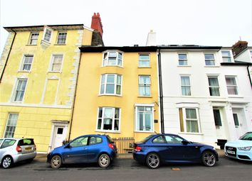 Thumbnail 3 bed flat to rent in Top Floor Flat, St Michael Place, Aberystwyth