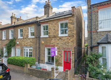 Thumbnail 3 bed end terrace house for sale in Windmill Road, Chiswick Common, Chiswick, London