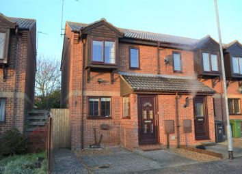 Thumbnail 2 bed end terrace house for sale in Meadowvale Gardens, King's Lynn