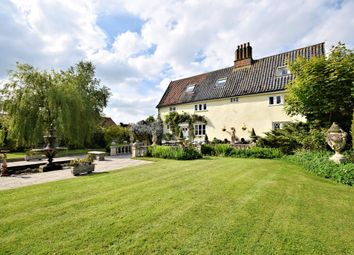 Thumbnail 6 bed farmhouse for sale in Common Road, Shelfanger, Diss