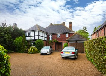 Thumbnail 4 bed detached house for sale in Windsor Road, Gerrards Cross