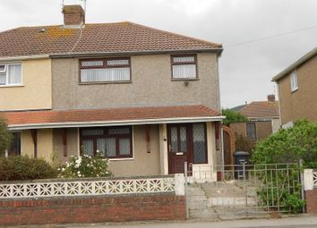 Thumbnail 3 bed semi-detached house to rent in Marine Drive, Port Talbot, Neath Port Talbot.