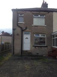 Thumbnail 2 bed semi-detached house to rent in Grange Grove, Bradford