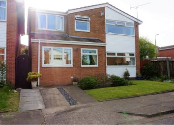 Thumbnail 5 bed detached house for sale in Jeudwine Close, Liverpool