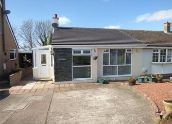 Thumbnail 2 bed semi-detached bungalow for sale in Glebe Road, Appleby-In-Westmorland, Cumbria