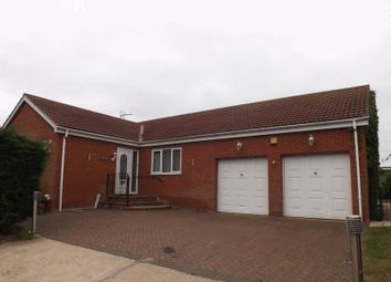 Thumbnail Detached bungalow to rent in Back Lane, Burgh Castle, Great Yarmouth