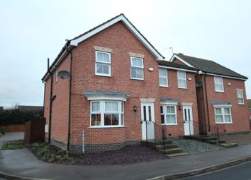 Thumbnail 3 bedroom semi-detached house for sale in Captains Close, Goole