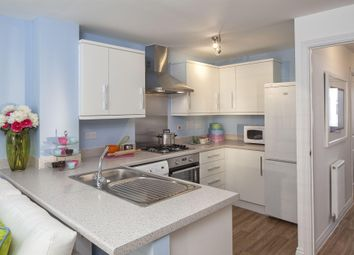"""Thumbnail 4 bed terraced house for sale in """"Faversham"""" at Fen Street, Brooklands, Milton Keynes"""