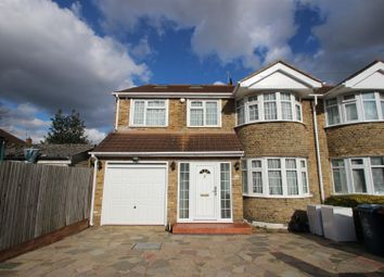 Thumbnail 5 bed semi-detached house to rent in Ventnor Avenue, Stanmore