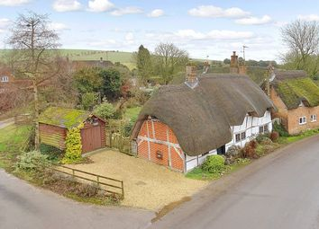 Thumbnail 3 bed cottage for sale in Downlands, Station Road, East Garston, Hungerford
