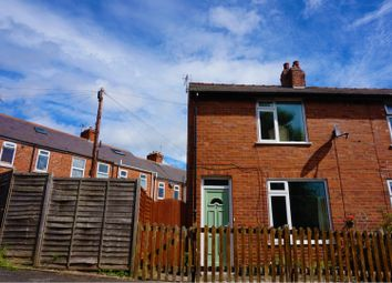 Thumbnail 2 bed semi-detached house for sale in Winchester Avenue, York
