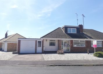 Thumbnail 3 bed bungalow for sale in Blake Crescent, Stratton St. Margaret, Swindon
