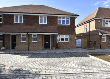Thumbnail 3 bed semi-detached house for sale in Campbell Close, Hookwood, Horley, Surrey