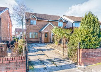 Thumbnail 2 bed semi-detached house for sale in Chell Heath Road, Chell Heath, Stoke-On-Trent