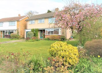 Thumbnail 5 bed detached house for sale in Briar Close, Oadby, Leicester