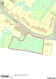 Thumbnail Land for sale in Land At The Bell Inn, Town Lane, Benington