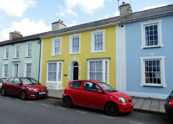 Thumbnail 4 bed terraced house for sale in 26 North Road, Aberaeron