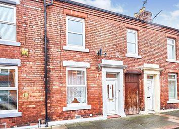 Thumbnail 3 bed terraced house for sale in Trafalgar Street, Carlisle, Cumbria