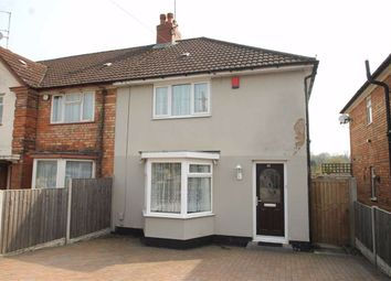 Thumbnail 3 bed terraced house for sale in Poole Crescent, Harborne, Birmingham