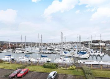Thumbnail 2 bedroom flat for sale in Spinnaker House, Lock Approach, Port Solent